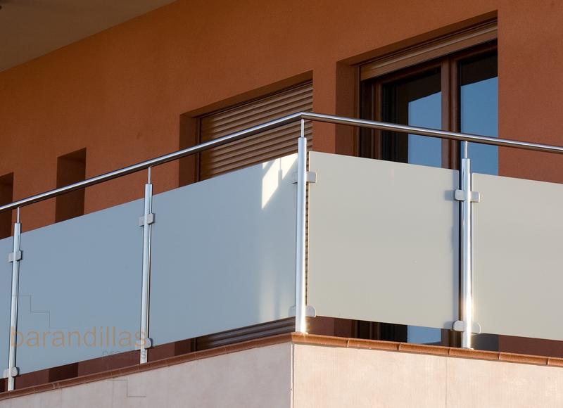 Cristal v2 barandillas - Barandilla de madera exterior ...