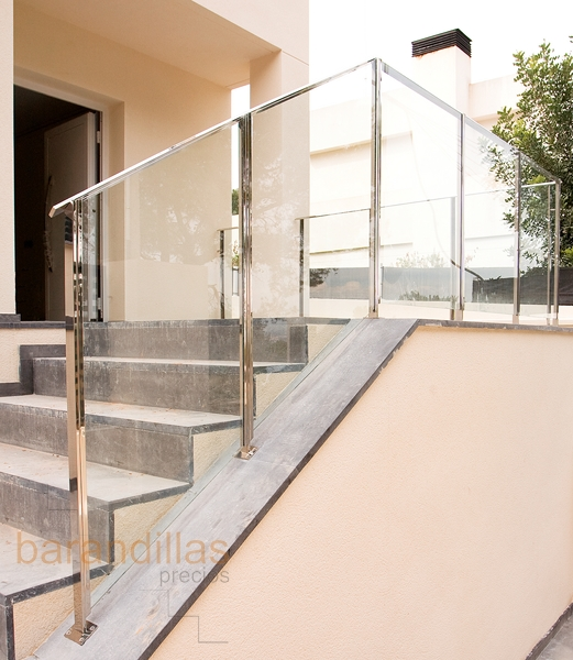 Cristal v3 barandillas - Barandillas de exterior ...