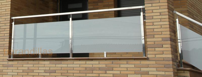 Cristal v6 barandillas - Barandilla madera exterior ...
