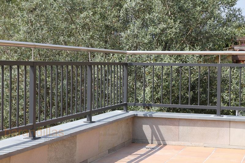 Barandillas precios exterior hierro barandillas - Mejor pintura para hierro exterior ...