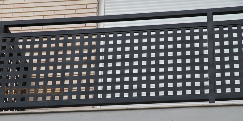 Hierro h2 barandillas - Mejor pintura para hierro exterior ...