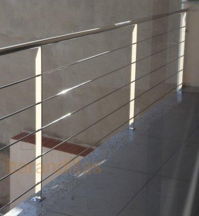 Barandillas precios exterior acero inoxidable for Barandilla escalera exterior