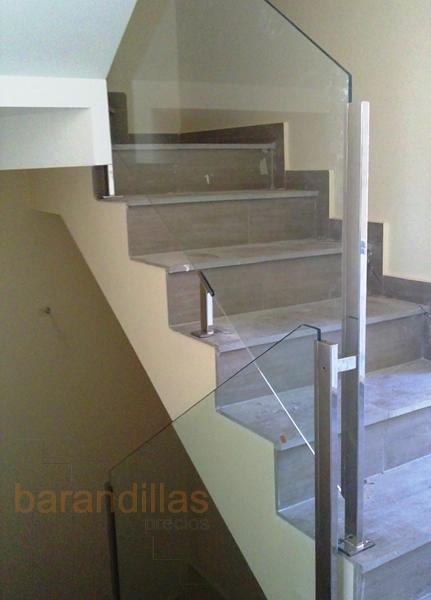 Cristal vi12 barandillas - Barandillas escaleras interiores ...