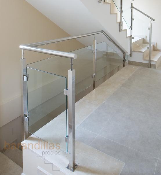 1000 images about barandillas interiores de cristal on - Barandillas de cristal para terrazas ...