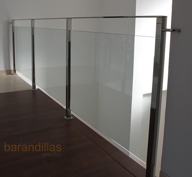 Cristal vi3 barandillas - Barandilla cristal escalera ...