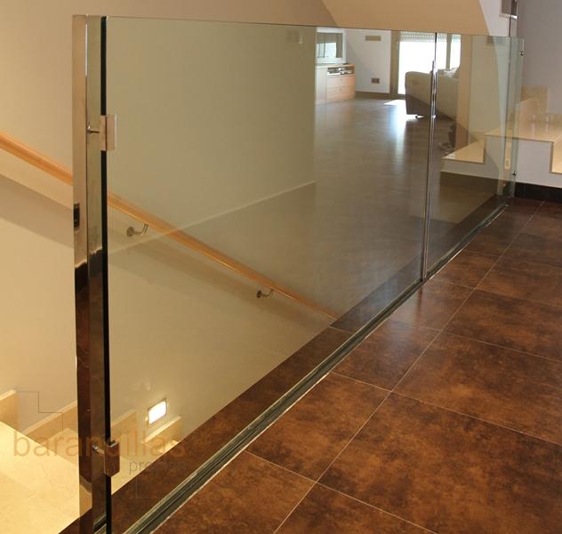 Cristal vi4 barandillas - Barandillas de cristal y madera ...