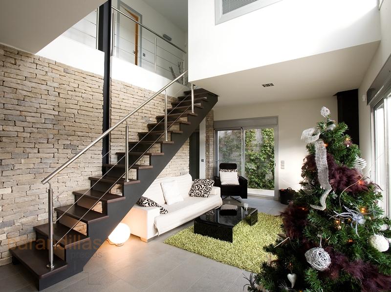 Inox inox1 barandillas - Barandillas de escaleras interiores ...
