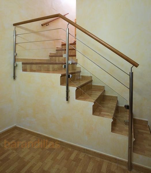 Inox inox7 barandillas - Barandillas de escaleras ...