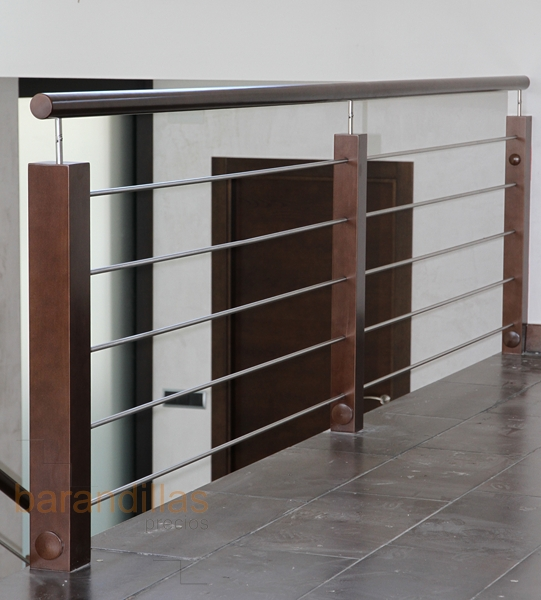 inox inox8 barandillas. Black Bedroom Furniture Sets. Home Design Ideas