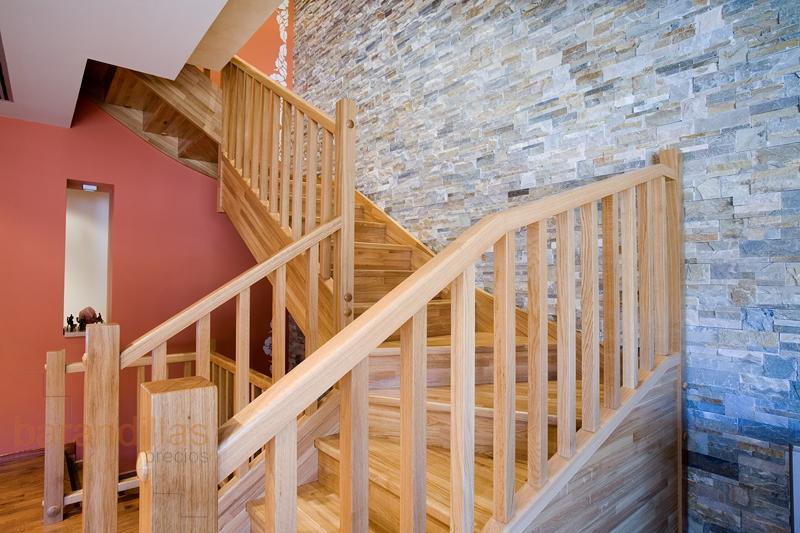 Barandillas precios interior madera barandillas - Barandillas de madera ...