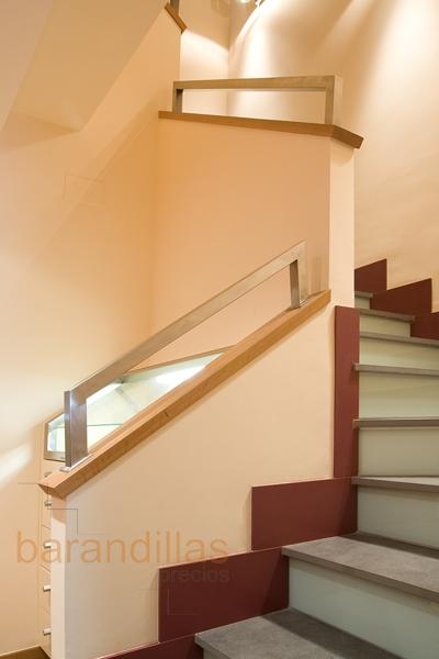 Barandillas precios interior pasamanos barandillas - Barandilla escalera interior ...